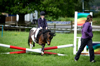 Glossop & Pony Club Showjumping 4th June 2017