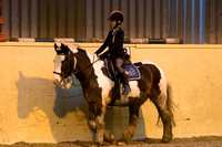 Hargate Hill Equestrian Centre Winter Show 27th Dec 2017